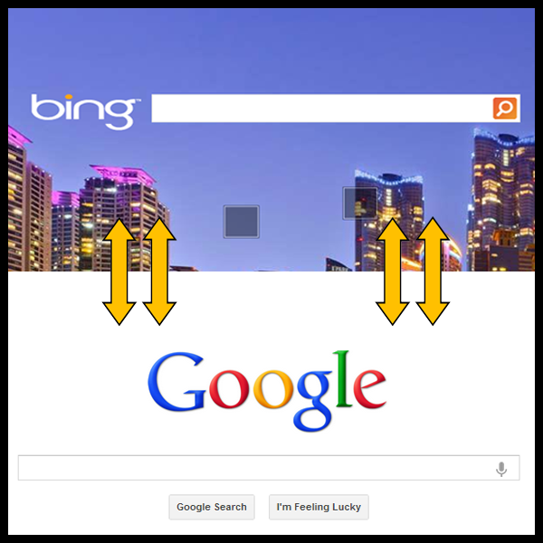 Google and Bing each have pros and cons in their advertising platforms