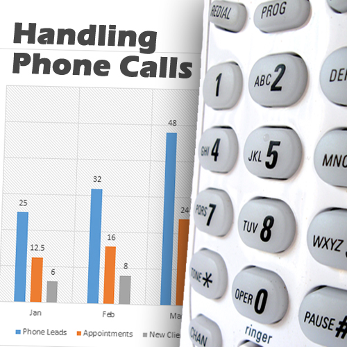 Phone call management is one of the most important sales tasks that you can do to increase your new client base