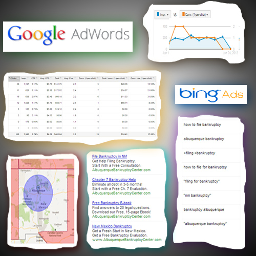 You can learn a lot about your area and your marketing by analyzing PPC data