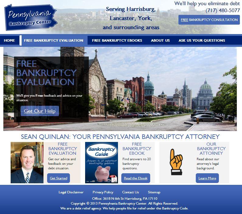 Generic Homepage